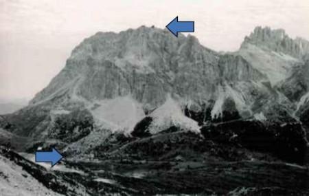 Itinerario Passo Falzarego - Cima Gallina - 1