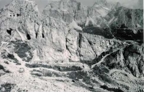 Itinerario Passo Falzarego - Cima Gallina - 8
