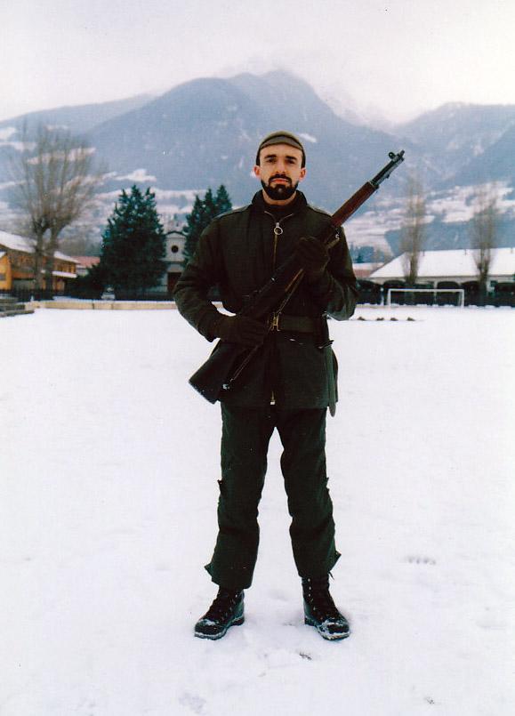 Caserma Rossi, Merano -11/02/91