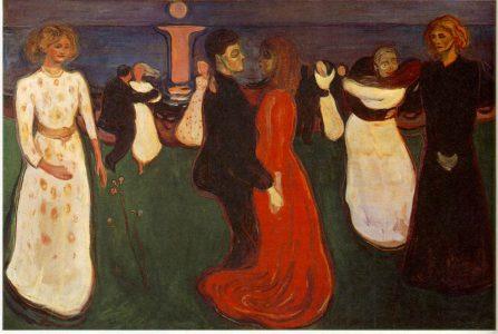 La Danza della Vita - Edvard Munch