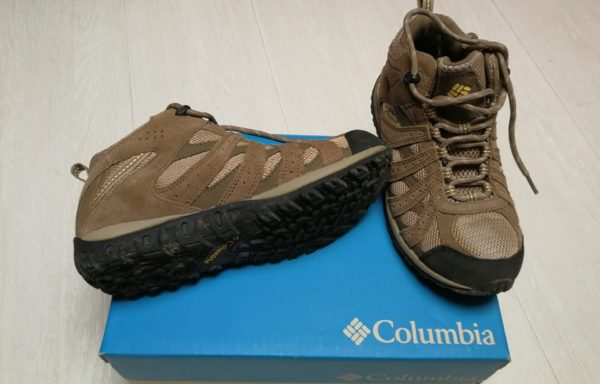 Scarponcini da trekking Columbia